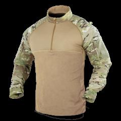 """CONDOR - taktiniai marškinėliai """"Combat Shirt"""" Multicam"""