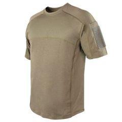 """CONDOR - taktiniai marškinėliai """"Trident Battle Top"""" Tan"""
