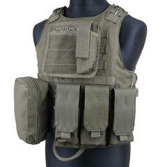"Taktinė liemenė "" FSBE Tactical Vest "" OD"