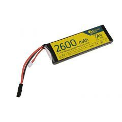 LiPo 7,4V 2600mAh 25/50C
