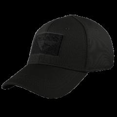 """CONDOR - kepurė """"FLEX Tactical cap"""" Black"""