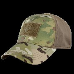 """CONDOR - kepurė """"FLEX Tactical cap"""" Multicam"""