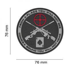 """JTG - PVS Antsiuvas """"Sniper"""" SWAT"""