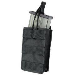 CONDOR - atviro tipo krepšelis G36 dėtuvėms Black