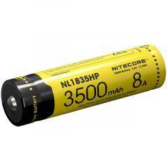 NITECORE - 18650 HP Battery 3.7V 3500mAh