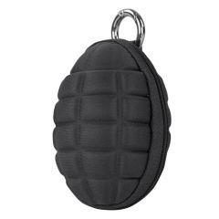 """CONDOR - raktų pakabukas """"Grenade pouch"""" Black"""