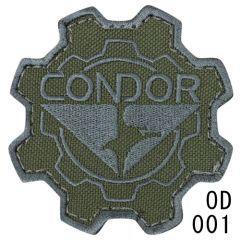 """CONDOR - antsiuvas """"Condor Gear Patch"""" OD"""