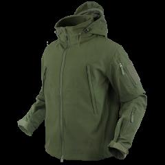 "CONDOR - striukė ""SUMMIT soft shell jacket"" OD"