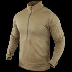 CONDOR - termo marškiniai lvl2 TAN