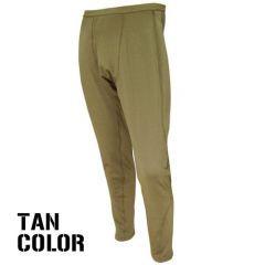 CONDOR - termo kelnės lvl2 Tan