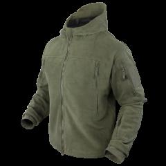 "CONDOR - džemperis ""Sierra hooded fleece jacket"" OD"