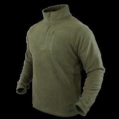 """CONDOR - džemperis """"Zip fleece pullover"""" OD"""
