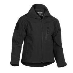 """INVADER GEAR - Striukė """"Softshell jacket"""" Black"""
