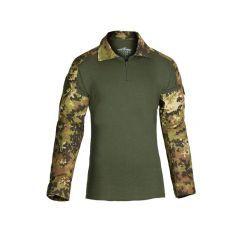 """INVADER GEAR - Taktiniai marškinėliai """"COMBAT SHIRT"""" Vegetato"""