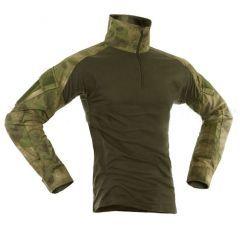 """INVADER GEAR - Taktiniai marškinėliai """"COMBAT SHIRT""""A-Tacs"""