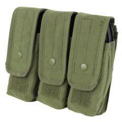 CONDOR - Trigubas uždaro tipo krepšelis AR/AK/G36 dėtuvėms OD