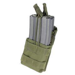 CONDOR - dviejų eilių viengubas krepšelis M4/M16 dėtuvėms OD
