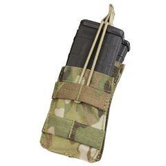 CONDOR - dviejų eilių viengubas krepšelis M4/M16 dėtuvėms MULTICAM