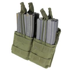 CONDOR - dviejų eilių dvigubas krepšelis M4/M16 dėtuvėms OD