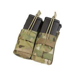 CONDOR - dviejų eilių dvigubas krepšelis M4/M16 dėtuvėms Multicam