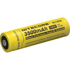 NITECORE - 18650 Battery 3.7V 3500mAh
