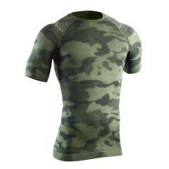 Tervel - marškinėliai LVL 1 short military/grey