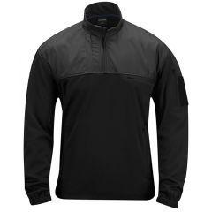 "PROPPER - džemperis ""Fleece Pullover"" Black"