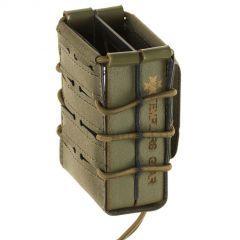 Templars Gear - Atviras dvigubas krepšelis M4/M16/AK dėtuvėms Ranger Green
