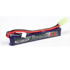 Nano tech - 7.4V 1200mAh 25~50C Lipo baterija