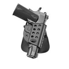 FOBUS - Dėklas pistoletams 1911 Colt, Springfield su RAIL'u(Rotating/molle)