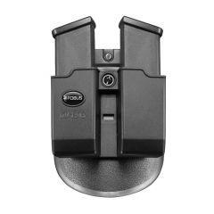FOBUS - Dvigubas dėtuvių dėklas Glock 0.45Cal.