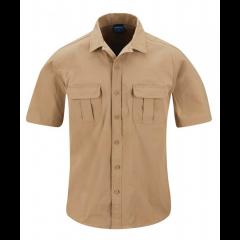 """PROPPER - marškiniai """"Summerweight Tactical Short"""" Khaki"""