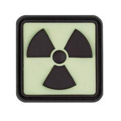 "JTG - PVC ANTSIUVAS ""Radioactive GLOW"""