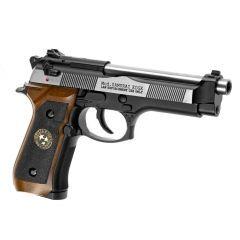 "WE - Pistoletas ""M92 Samurai Edge Biohazard"" Co2"