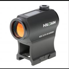 Holosun HE403C Elite Solar Green Dot Sight 2 MOA