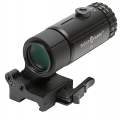Sighmark -T-3 Magnifier with LQD Flip to Side Mount
