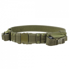"""CONDOR - taktinis diržas """"TB Tactical belt"""" OD"""