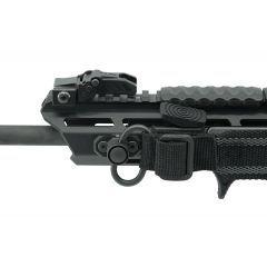 "UTG® Heavy Duty QD Sling Swivel, 1.4"" Loop, Steel"