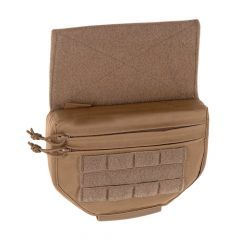 Warrior - Drop Down Velcro Utility Pouch Coyote
