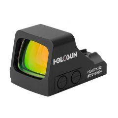 Holosun - HS407K X2 6 MOA Open Reflex SubCompact Pistol Sight